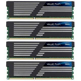 16GB GeIL Value Plus DDR3-1333 DIMM CL9 Quad Kit