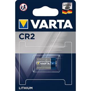 Varta Professional CR2 Lithium Batterie 3.0 V 1er Pack