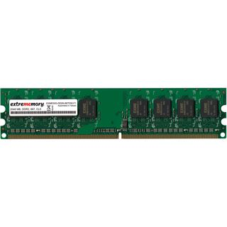 2GB Extrememory Value DDR2-667 DIMM CL5 Single