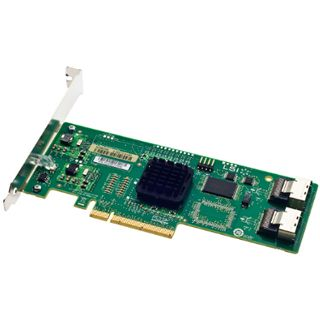 Intel SASUC8I 8 Port Multi-Lane PCIe x8 Low