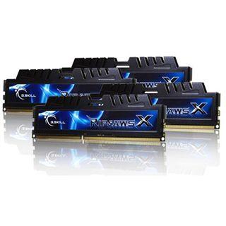 16GB G.Skill RipJawsX DDR3-1333 DIMM CL7 Quad Kit