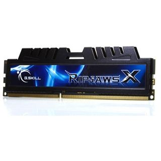 16GB G.Skill RipJawsX DDR3-1600 DIMM CL7 Quad Kit
