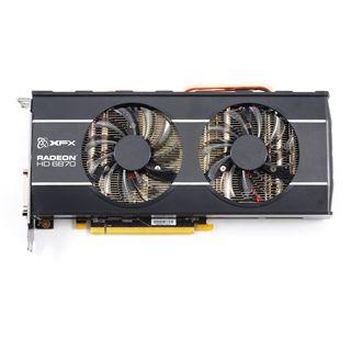 1GB XFX Radeon HD 6870 Dual Fan Aktiv PCIe 2.1 x16 (Retail)