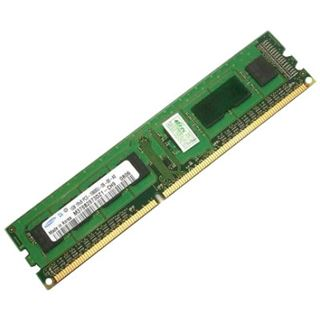 2GB Samsung Value DDR3-1333 DIMM CL9 Single