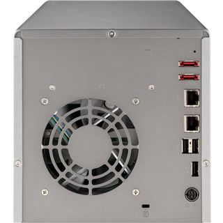 QNAP TurboStation TS-412 ohne Festplatten
