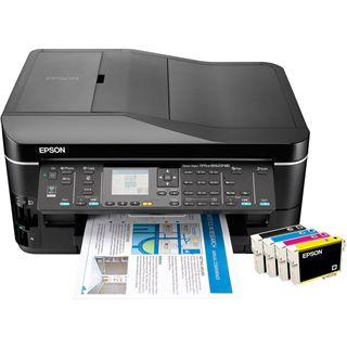 Epson Stylus Office BX925FWD Tinte Drucken/Scannen/Kopieren/Faxen USB