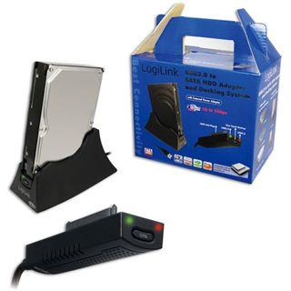 """LogiLink USB 3.0 SATA Adapter für 2.5"""" und 3.5"""""""