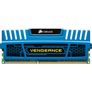 4GB Corsair Vengeance blau DDR3-1600 DIMM CL9 Single