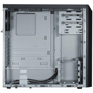 Lancool PC-K57 Midi Tower ohne Netzteil schwarz