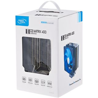 Deepcool ICE MATRIX 400 AMD und Intel