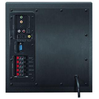 Logitech Z906 5.1 System 500W RMS schwarz