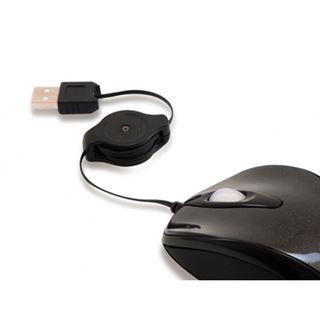 Conceptronic CLLMTRAVCO USB grau (kabelgebunden)