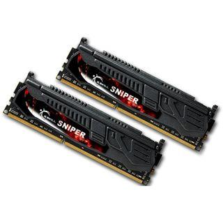 8GB G.Skill SNIPER DDR3L-1600 DIMM CL9 Dual Kit