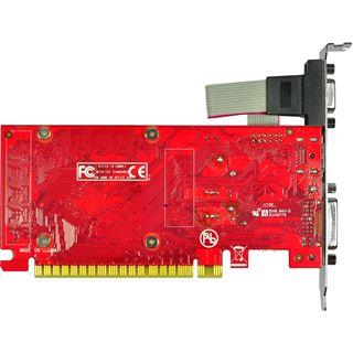 512MB Gainward GeForce 210 Low Profile Passiv PCIe 2.0 x16 (Retail)