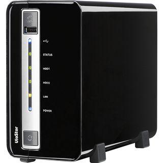 QNAP VioStor VS-2008L 1LAN 8-CH ohne Festplatten