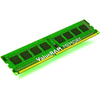 2GB Kingston ValueRAM DDR3-1333 DIMM CL9 Single