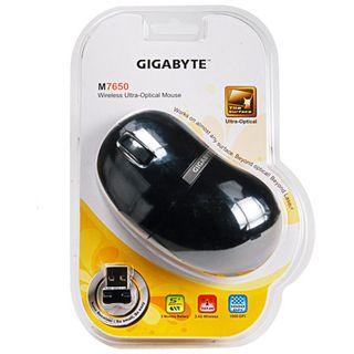 GigaByte M7650 Ultraoptical Mouse Black