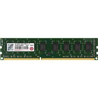 4GB Transcend JetRAM DDR3-1600 DIMM CL11 Single