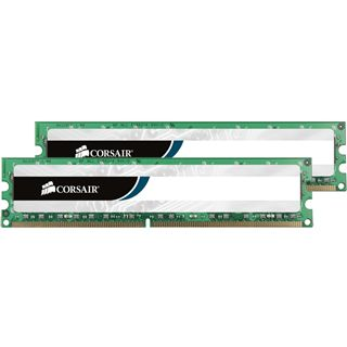 8GB Corsair ValueSelect DDR3-1333 DIMM CL9 Dual Kit