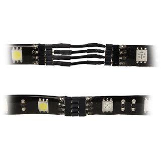 BitFenix 12cm blauer LED-Strip mit 6 LEDs für Gehäuse