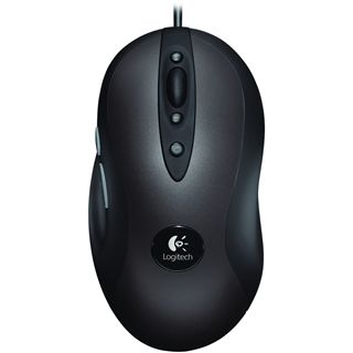 Logitech G400 USB schwarz (kabelgebunden)