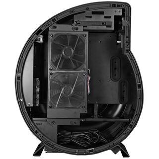 Lian Li PC-U6B Midi Tower ohne Netzteil schwarz