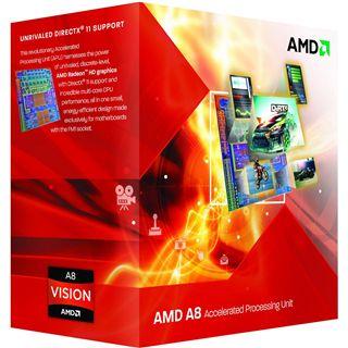 AMD A8 Series A8-3850 4x 2.90GHz So.FM1 BOX