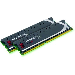 4GB Kingston HyperX Plug n Play DDR3-1866 DIMM CL11 Dual Kit