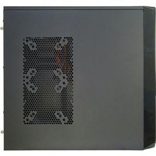 Inter-Tech Eterno V6 Wizard Midi Tower 500 Watt schwarz