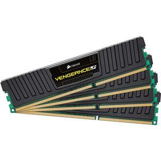 16GB Corsair Vengeance LP schwarz DDR3-1600 DIMM CL9 Quad Kit