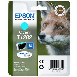Epson T1282 Tintenpatrone cyan Standardkapazität 3.5ml 1er-Pack