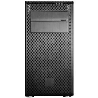 Lian Li PC-V600FX Window All Black Midi Tower ohne Netzteil