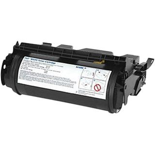 Dell M5200n, W5300n Tonerkartusche schwarz Standardkapazität