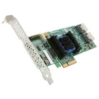Adaptec RAID 6805E 8 Port Multi-Lane PCIe 2.0 x4 Low