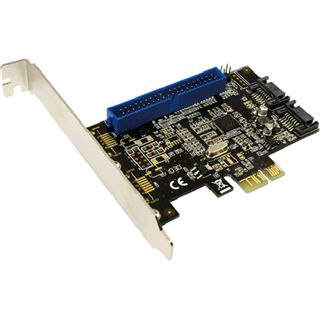 LogiLink PC0064 3 Port PCIe x1 retail