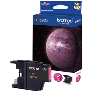 Brother Tinte LC1220M magenta