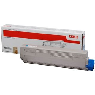 OKI Toner 44059255 cyan