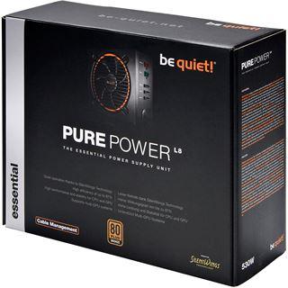 630 Watt be quiet! Pure Power L8 CM Modular 80+ Bronze