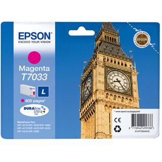 Epson Tinte C13T70334010 magenta