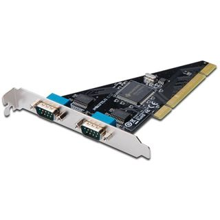 Digitus DS-33001-1 2 Port PCI retail