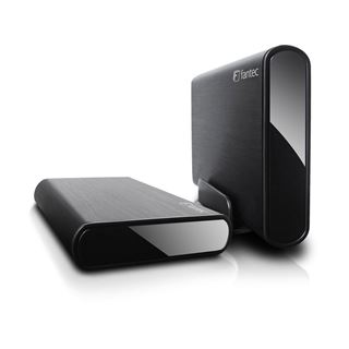"Fantec DB-ALU3e 3.5"" (8,89cm) eSATA/USB 3.0 schwarz"