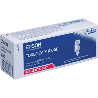 Epson Toner C13S050612 magenta