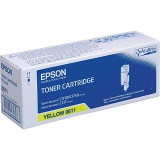 Epson Toner C13S050611 gelb