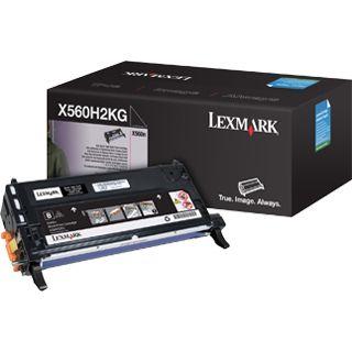 Lexmark Toner Schwarz X560n X560dn 10.000Seiten