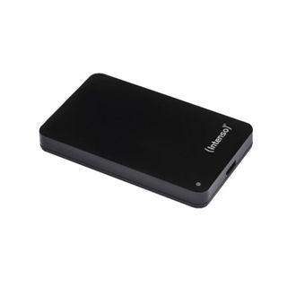 "1000GB Intenso MemoryCase 6021560 2.5"" (6.4cm) USB 3.0 schwarz"
