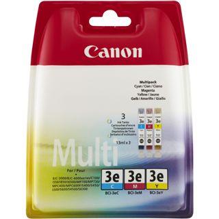 Canon Tinte BCI-3E Multipack 4480A265 cyan, magenta, gelb