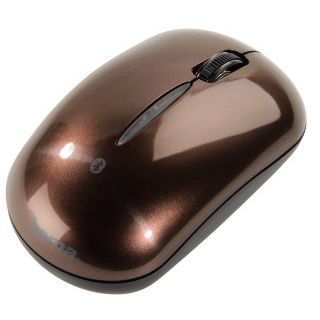 Hama M2140 Bluetooth braun (kabellos)