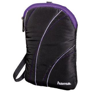 """Hama Soft Creme schwarz Tasche für 2,5"""" Festplatten"""