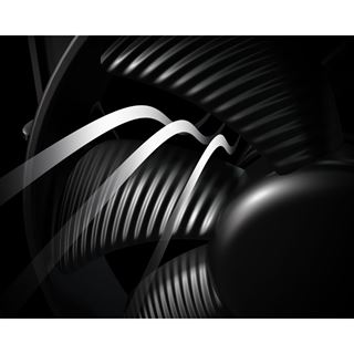 be quiet! Silent Wings 2 120x120x25mm 1500 U/min 16 dB(A) schwarz