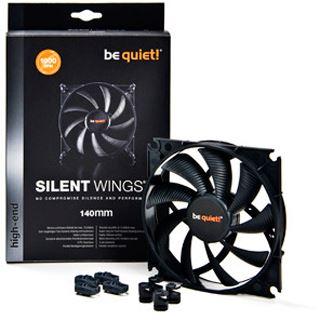 be quiet! Silent Wings 2 140x140x25mm 1000 U/min 15.8 dB(A) schwarz